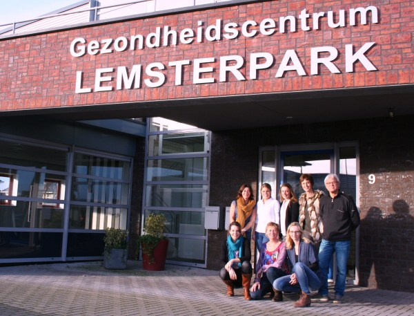 Open Dag Gezondheidscentrum Lemsterpark 25 april